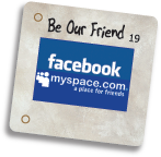 Be our friend on MySpace!